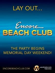 Grand Opening w/ Kaskade @ Encore Beach Club -Las Vegas 5.30.10