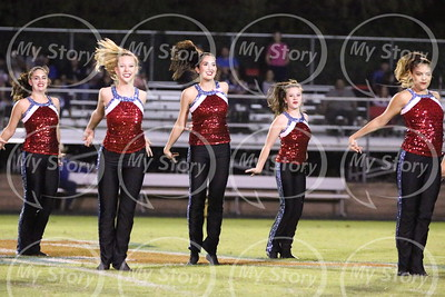 Antonian Dance Team (Bandera Football Game)