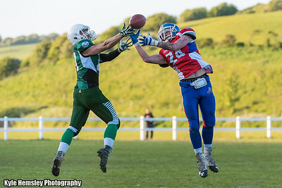 Sussex Thunder 17-06 South Wales Warriors (£2 Single Downloads. £8 Gallery Downloads. Prints from £3.50)