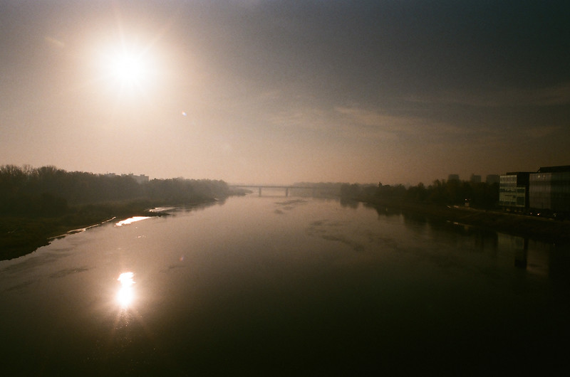 vistula autumn morning fujifilm nikon fm2 warsaw.jpg