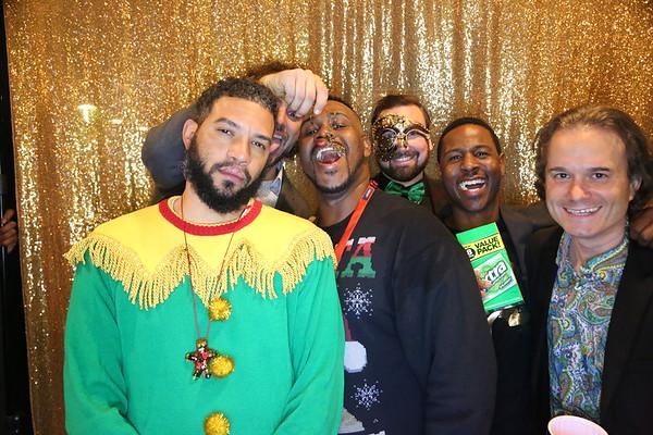 Fenton's Christmas Masquerade