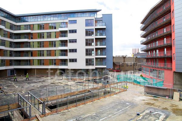 419 Wick Lane, London - progress