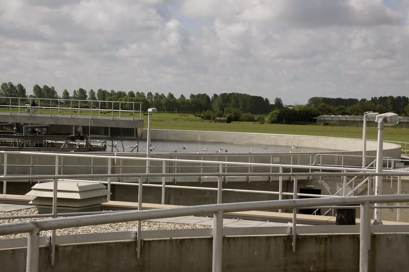 AWZI Noordwijk