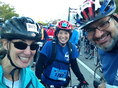 NYC MS Ride 2012