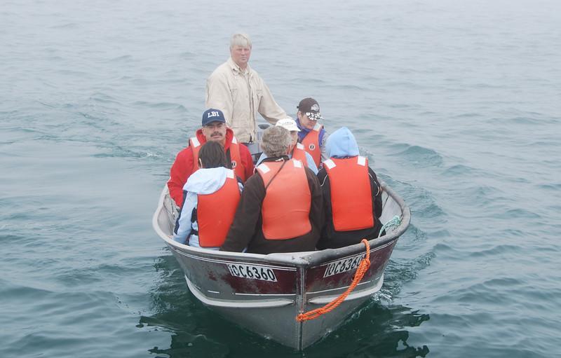Machias Seal Island Trip - 124
