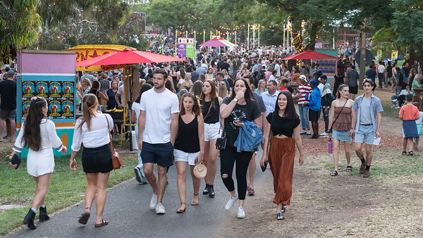 The Garden of Unearthly Delights 2019