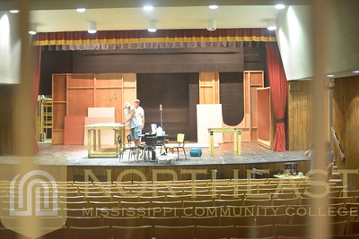 2016-09-26 CADD CADD Class Helping Theatre with Sound Booth