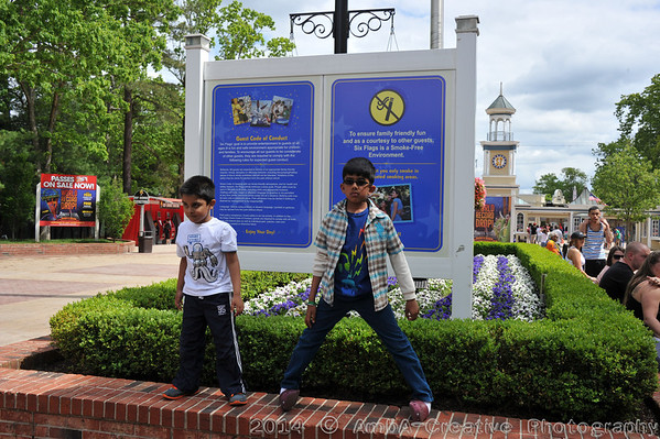 2014 Memorial Day (Six Flags NJ)