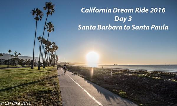 California Dream Ride Day III