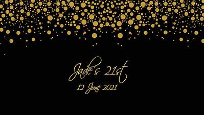 12.06 Jade's 21st