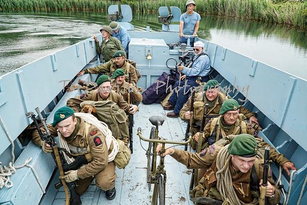 D-Day Landing Craft Roberts Armory 2018