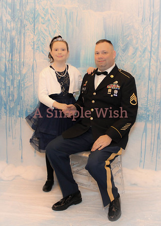 Lacey Daddy Daughter Dance 2019