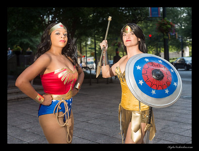 DragonCon 2015 - Wonder Women
