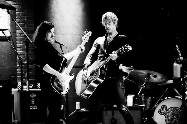 Duff McKagan and Shooter Jennings