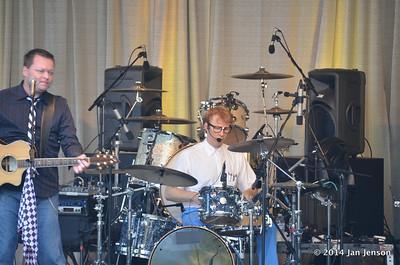 Retro Vertigo (80s music) @ 2014 Matthews Alive! Festival