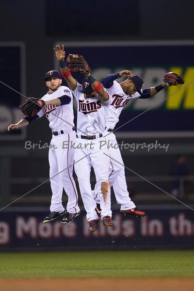 Twins vs Boston Red Sox - 5.26.15