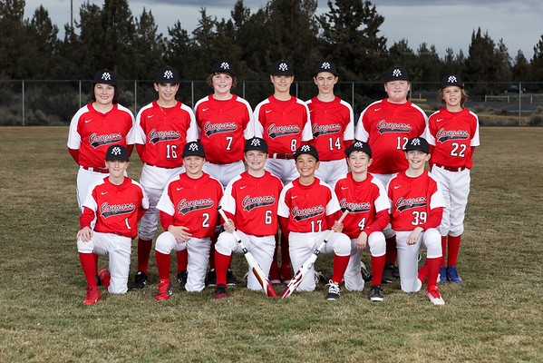 2018 Jr. Cougs 7th Grade