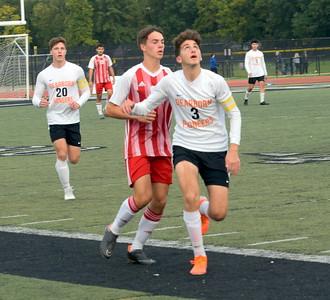HS Sports - Dearborn High vs. Monroe Boys Soccer