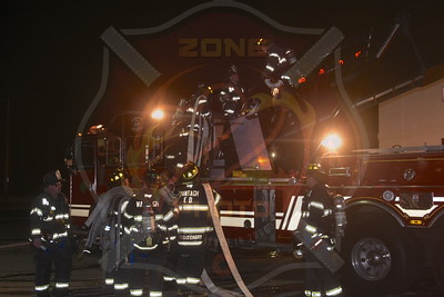 Wantagh F.D. Building Fire 3430 Sunrise Hwy. 10/30/15