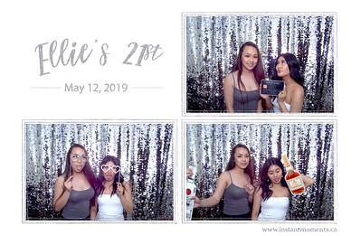 Ellie's 21st