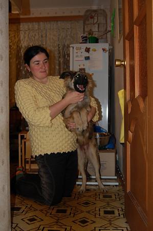 2009-11-04, New dog - Charlotta
