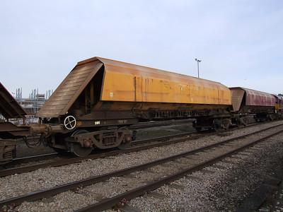 JHA (MAR) - Bogie Aggregate Hopper Wagon