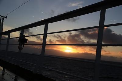 Day at Sea Mar 3