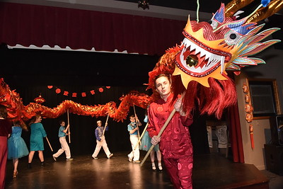 AMHS Chinese Club Presents Chinese New Year Celebration I photos by Gary Baker