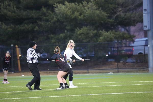Molloy College vs Dominican College Women's Lacrosse 3 15 18