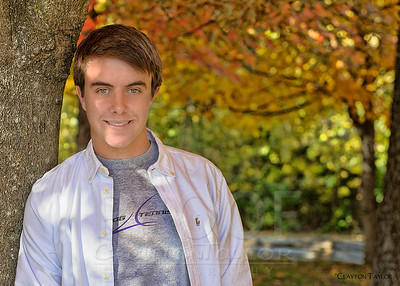 Daniel Senior Session