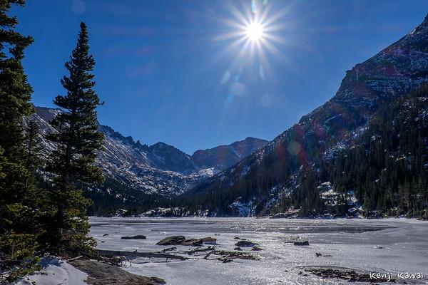 2015-11-15 Mills Lake, RMNP