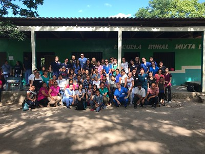 Foothill College- El Paraiso,  Honduras - August 2018