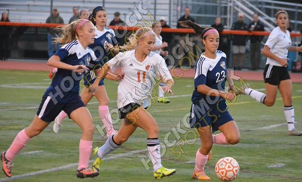 OA - Foxboro girls soccer 10-14-15
