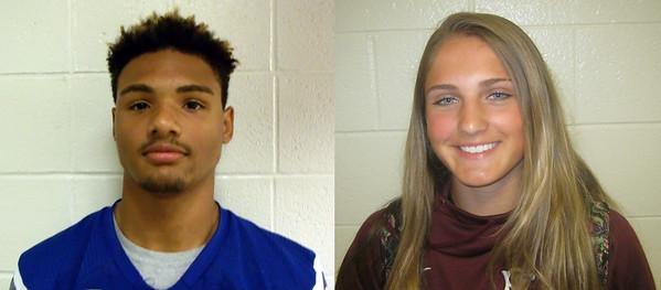 Dylan Garcia and Peyton Greger 9-17-18