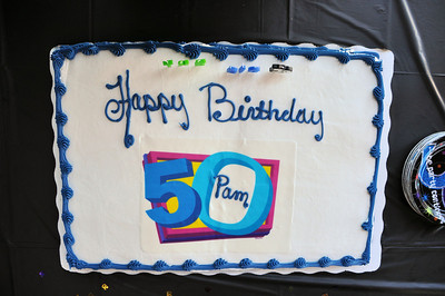 Pam's Surprise 50th Birthday Party Aug 1, 2009