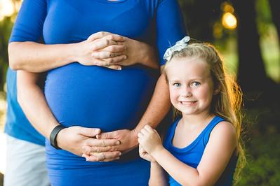 Lyndsey and Joseph Maternity