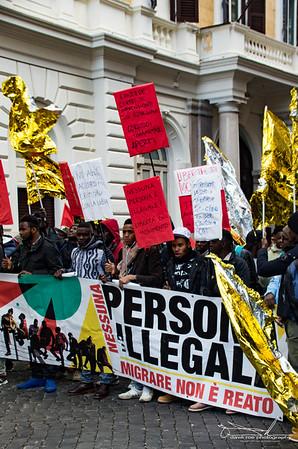 Rights Demonstration 16 dec 2017