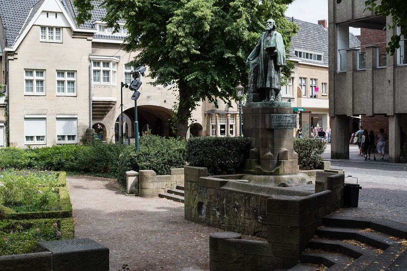 Day 7 - day in Roermond, July 10th