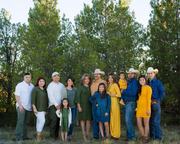 Villegas Family
