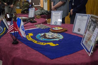 Veterans Day Tribute Dinner – November 9, 2017
