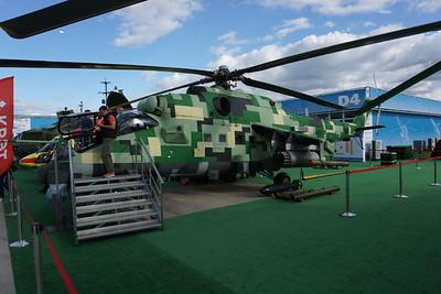 Mi-24P-1M (Russia)