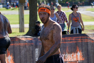 2016 Tough Mudder - Jonathon