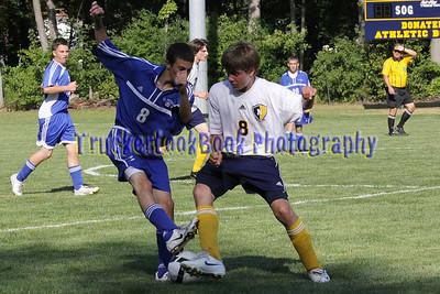 Boys JV Soccer / Mansfield St. Peter