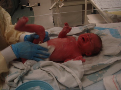2009, October Nathan birth