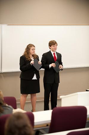 Speech and Debate Team - Literature Showcase