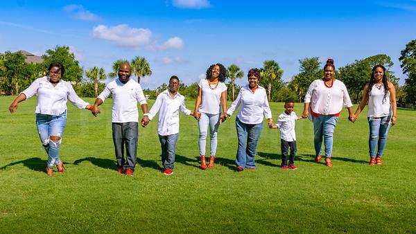Sharena Denard Gainer   Family Photo Shoot