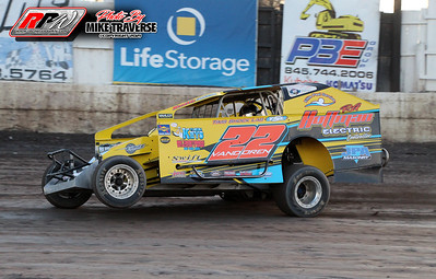 Orange County Fair Speedway - Practice #2 3/30/21 - Mike Traverse