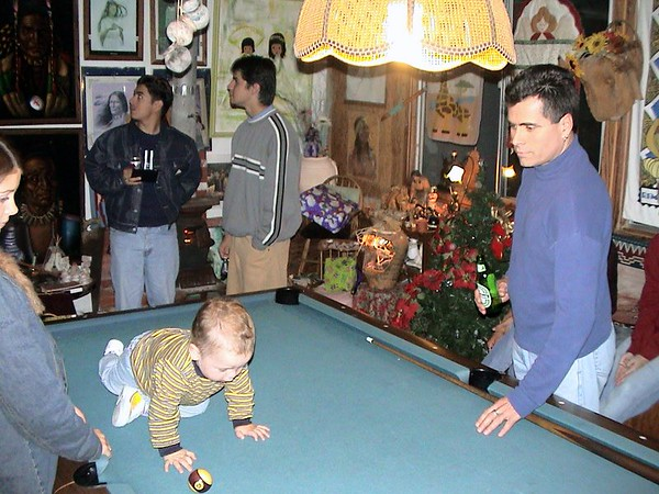 2002/12/18 - Jen's Holiday Party