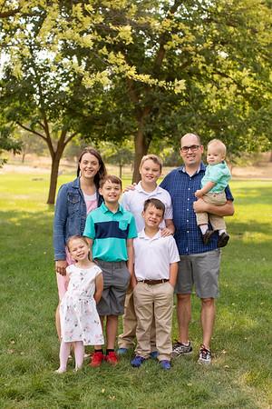 Adair Family 2020