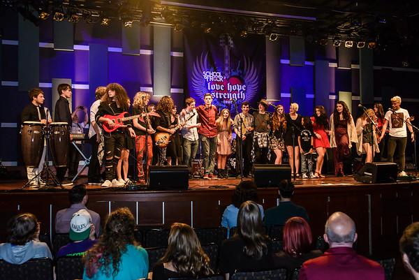 School Of Rock Allstars - Team 5 - July 29th, 2014
